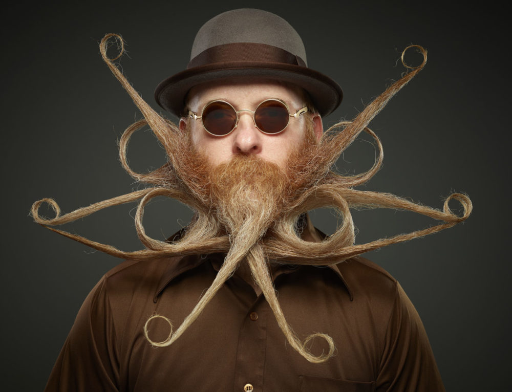 Greg Anderson – Natl Beard and Mustache Championships