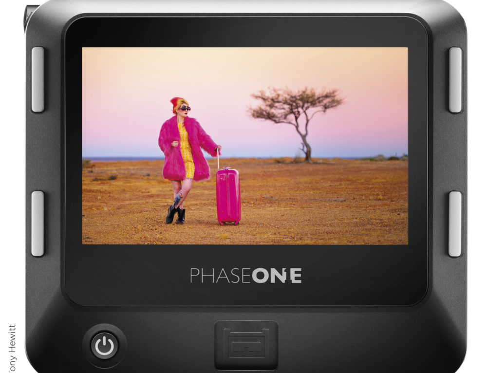 Phase One releases 100MP Trichro