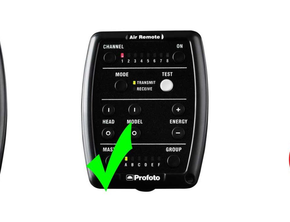 Technical Update, XF Triggering via Profoto Air