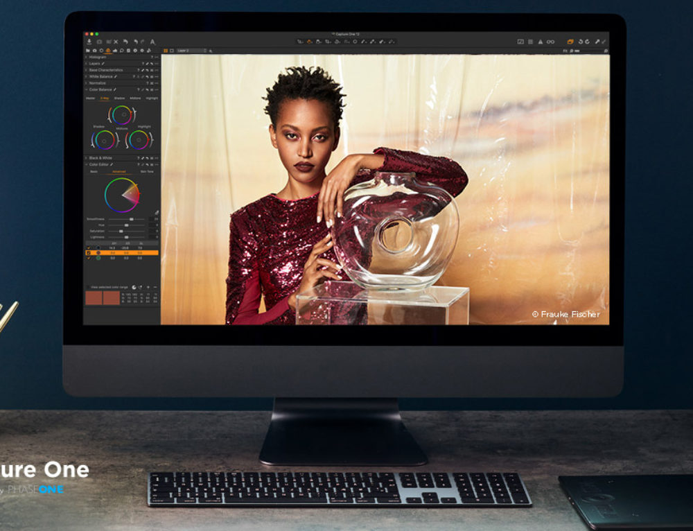 Phase One Releases Capture One Pro 12