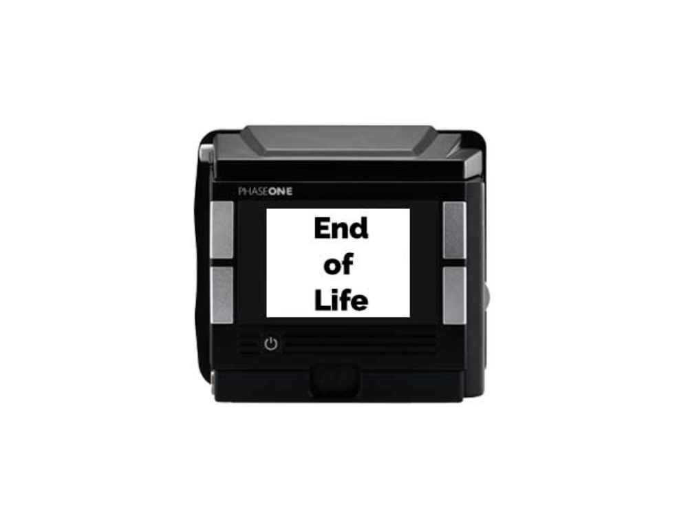Phase One Announces P Series End of Life