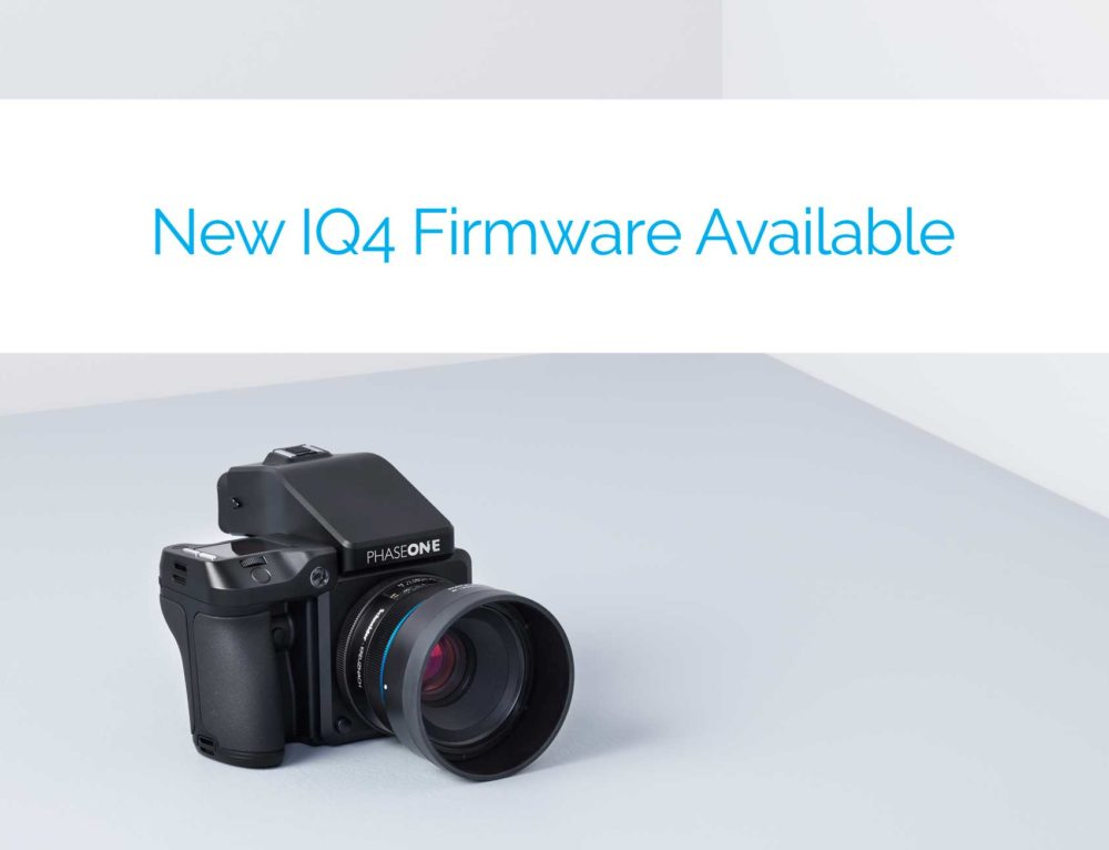 New Firmware for IQ4