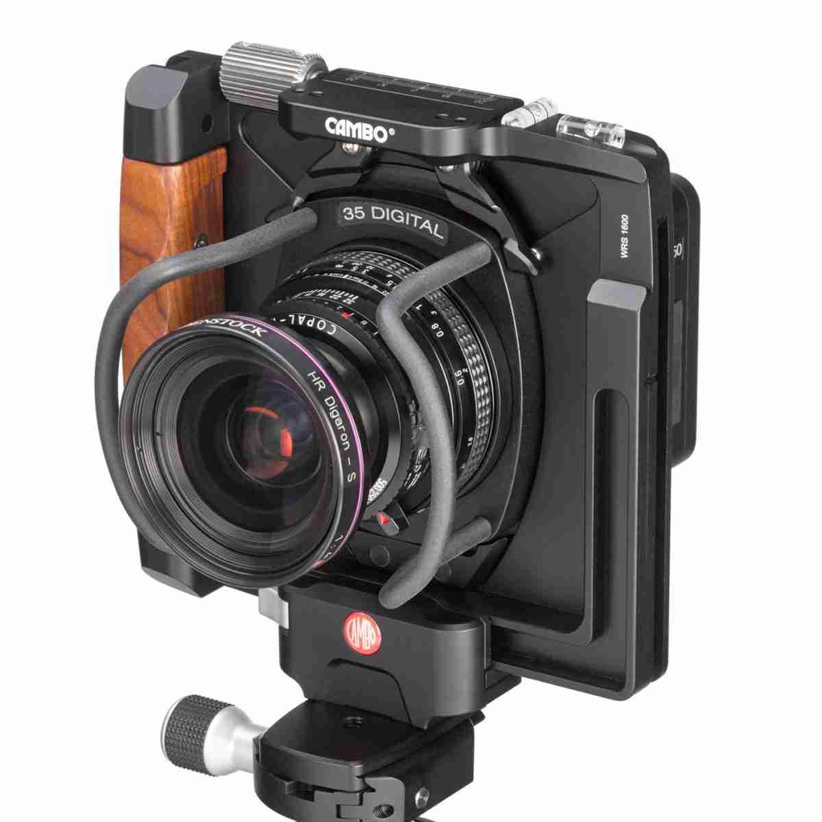 The Cambo WRS Technical Camera