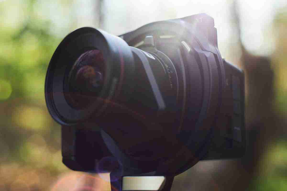 The Phase One XT Technical Camera